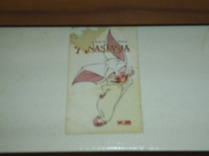 Bartok from the movie Anastasia