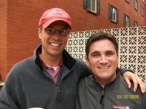 My pastor, Dr. Skip Alexander.  CU Adjunct Faculty.
