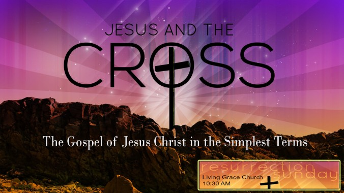 Jesus and the Cross Invitation