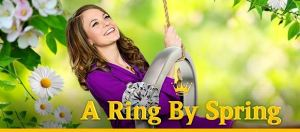 Photo: The Ring By Spring movie. Hallmark channel.