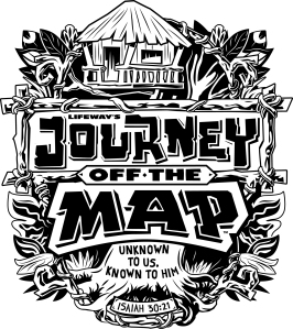 LifeWay VBS 2015 - Journey Off the Map